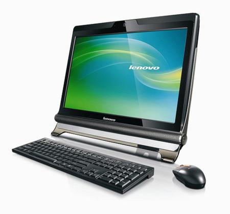 Lenovo IdeaCentre C100, todo en uno por 300 euros