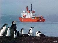 El buque Hespérides zarpará hacia el ártico