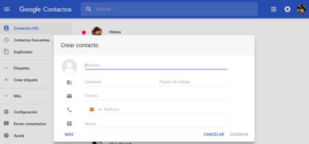 Cómo ver y administrar todos tus contactos de Google desde cualquier dispositivo y navegador