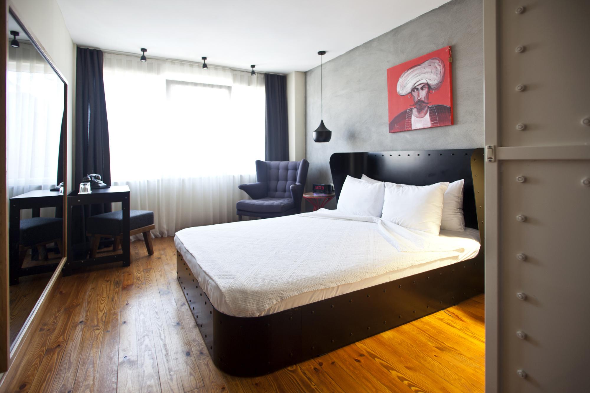 Foto de SuB Karaköy Hotel (12/18)