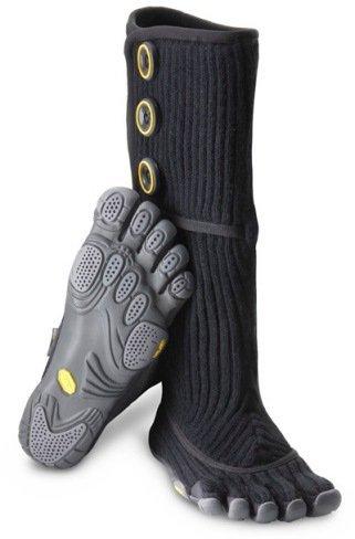 Unas botas de dedos, comodidad máxima en otro formato de FiveFingers