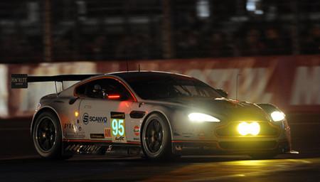 Aston Martin #95 Le Mans 2013 Qualifying
