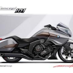 Foto 30 de 33 de la galería bmw-concept-101-bagger en Motorpasion Moto