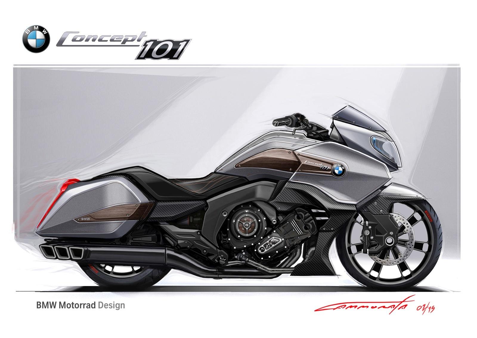 Foto de BMW Concept 101 Bagger (30/33)