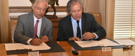 El gobierno colombiano firma acuerdo con la OEA para estudiar el impacto de los ciberataques en el país