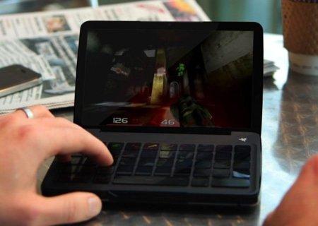 El concepto Razer Switchblade estrenará un Intel Atom Z690