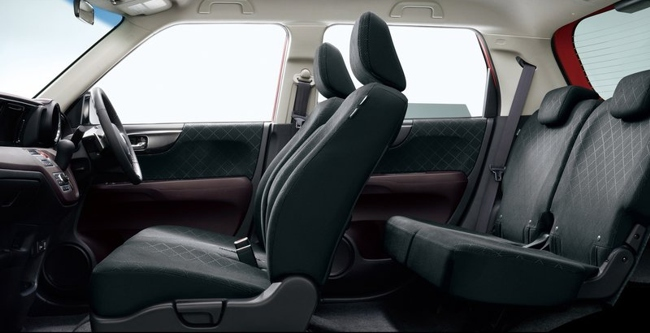 Honda N-One habitáculo