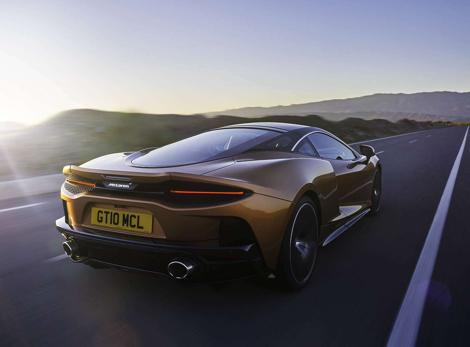 Foto de McLaren GT 2020 (7/35)