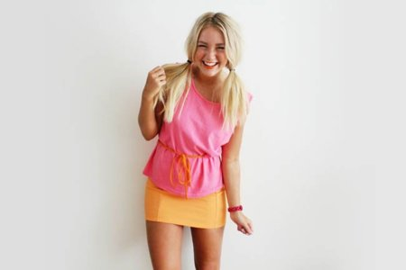 Madeleine Billman color Zara