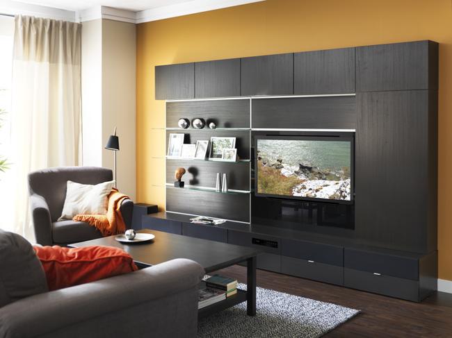 Besta-Uppleva Ikea combinación 2