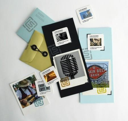 Ideas Originales De Tarjetas De Visita Para Fotografos