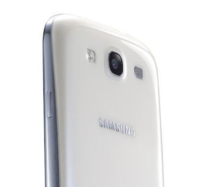 Samsung Galaxy SIII back