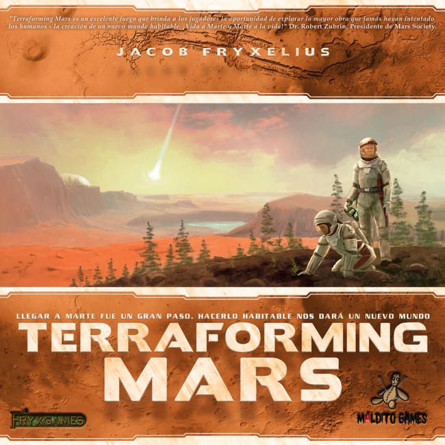 Frontal Portada Terraformingmars