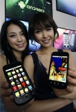 Samsung M100S se atreverá con Android 2.1, como el Nexus One