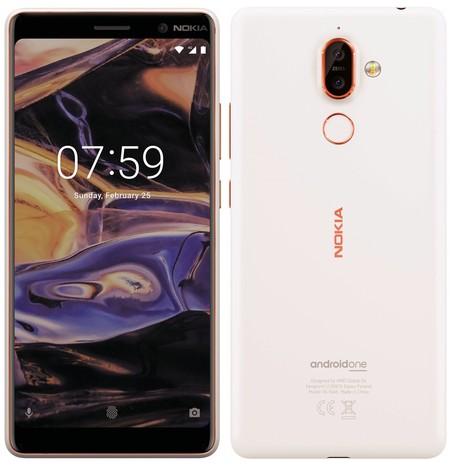 Nokia 1 y Nokia 7+: la nueva Nokia tendrá equipos con Android Go y Android One, así lucirán según @evleaks