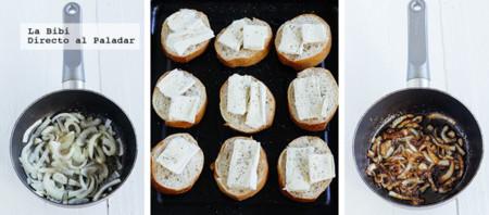 Botana Brie Cebolla Prep