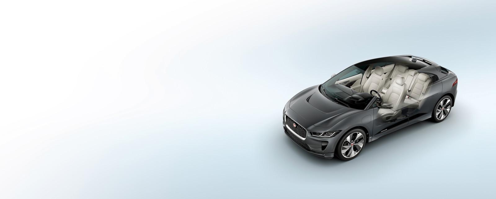 Foto de Jaguar I-PACE (fotos oficiales) (11/42)