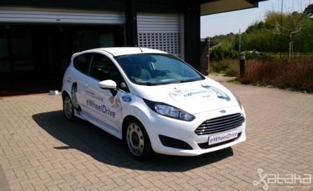 Ford Fiesta eWheelDrive 09