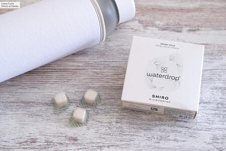 Probamos Waterdrop: un refresco sin azúcar en cubitos concentrados para llevar en el bolsillo