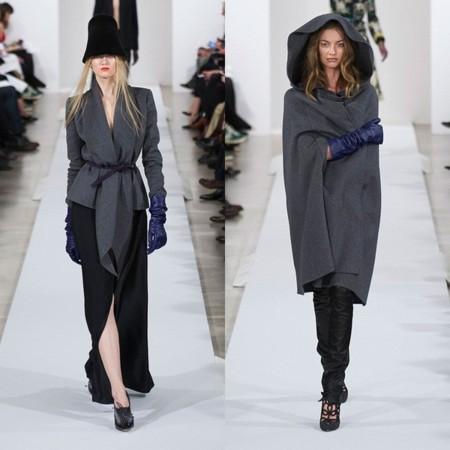 Tendencias de moda otoño-invierno 2013/2014: ¿quién dijo que el gris era aburrido?