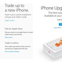 Apple quiere disparar su programa iPhone Upgrade estas navidades