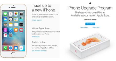 Apple quiere disparar su programa iPhone Upgrade estas navidades