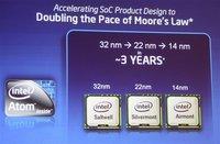 Intel prepara un procesador con 4 núcleos de bajo consumo