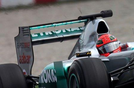La FIA quiere más DRS