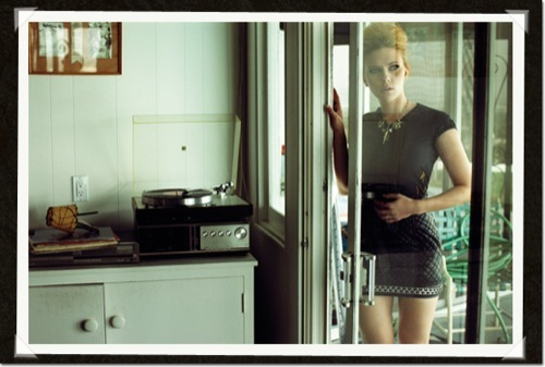 Foto de El estilo ladylike de Scarlett Johansson para 2010 en Harper's Bazaar (1/11)