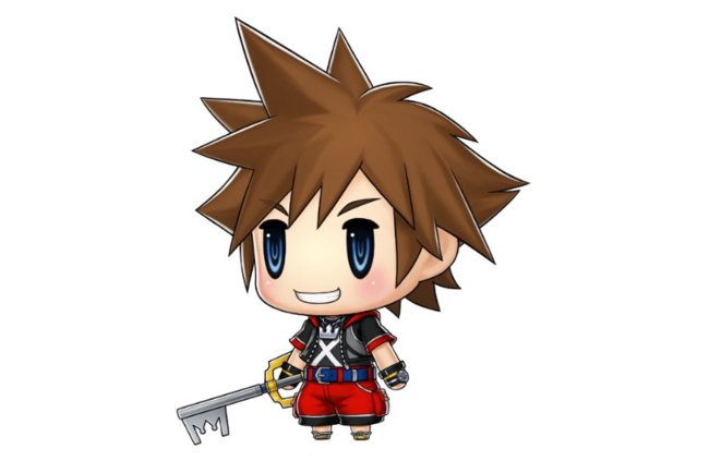 World Of Final Fantasy Sora