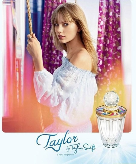 ¡Y van tres! Taylor Swift lanza su nuevo perfume