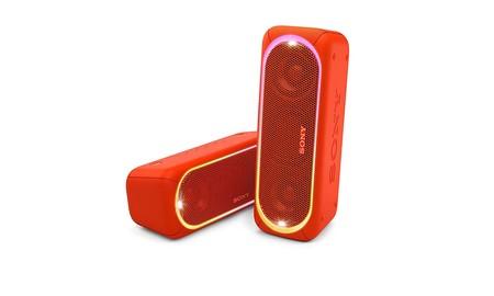 Sony SRS-XB30, un altavoz inalámbrico idal para regalar estas navidades, por sólo 89 euros en la Red Night de MediaMarkt