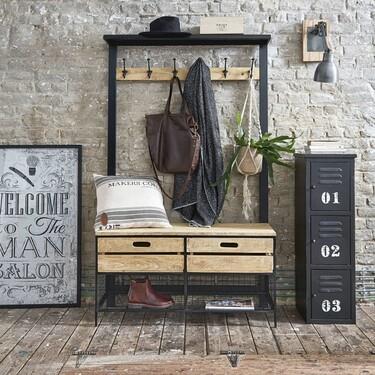 17 muebles y complementos de Maisons du Monde para inspirarse y sacar el máximo partido al recibidor