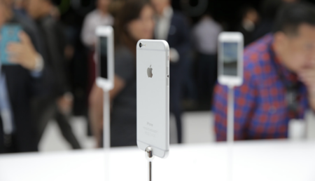 Iphone 6 frente a sus rivales