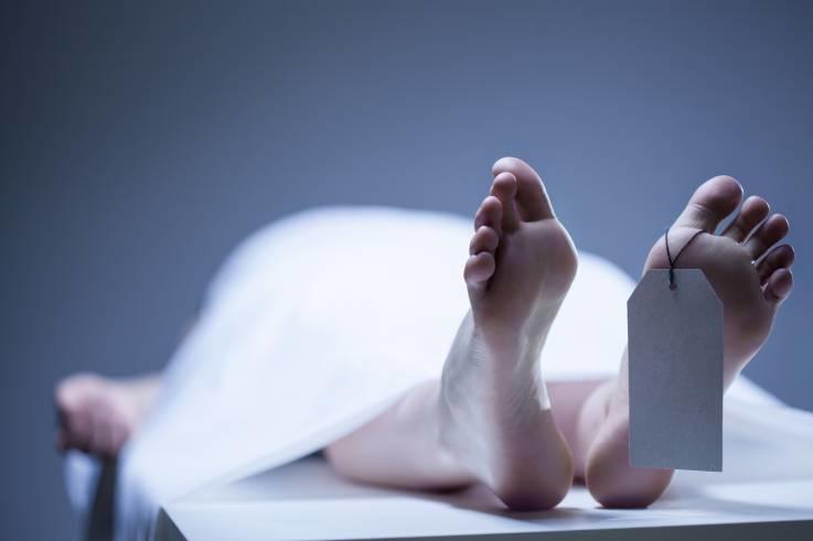Así se mueve el cuerpo de un cadáver 17 meses después de haber muerto