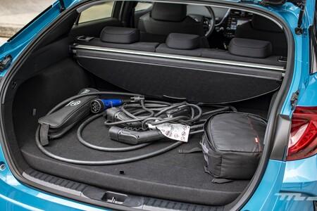 Toyota Prius Plug In 2021 Prueba 034
