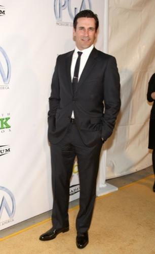 El estilo de Jon Hamm, Don Draper en la serie Mad Men: elegancia sesentera, corbata fina