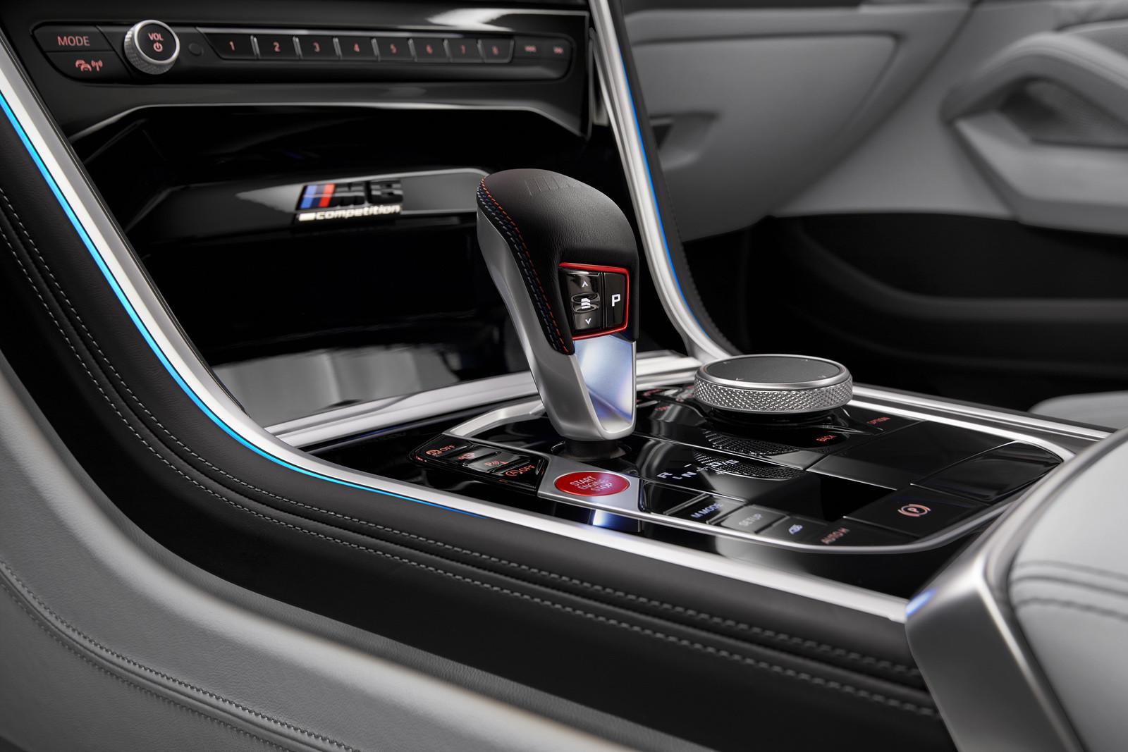 Foto de BMW M8 Gran Coupé 2020 (85/89)