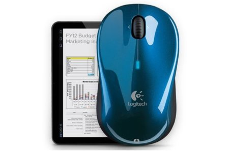 Logitech Tablet Mouse, un ratón para dispositivos Honeycomb