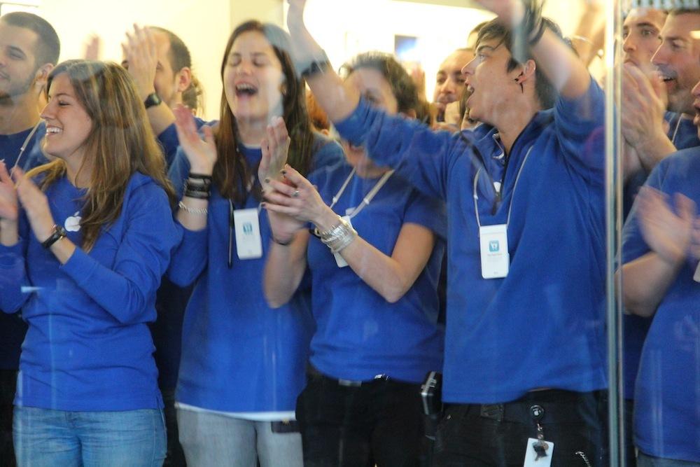 Foto de Lanzamiento del iPad de tercera generación en Barcelona (8/10)