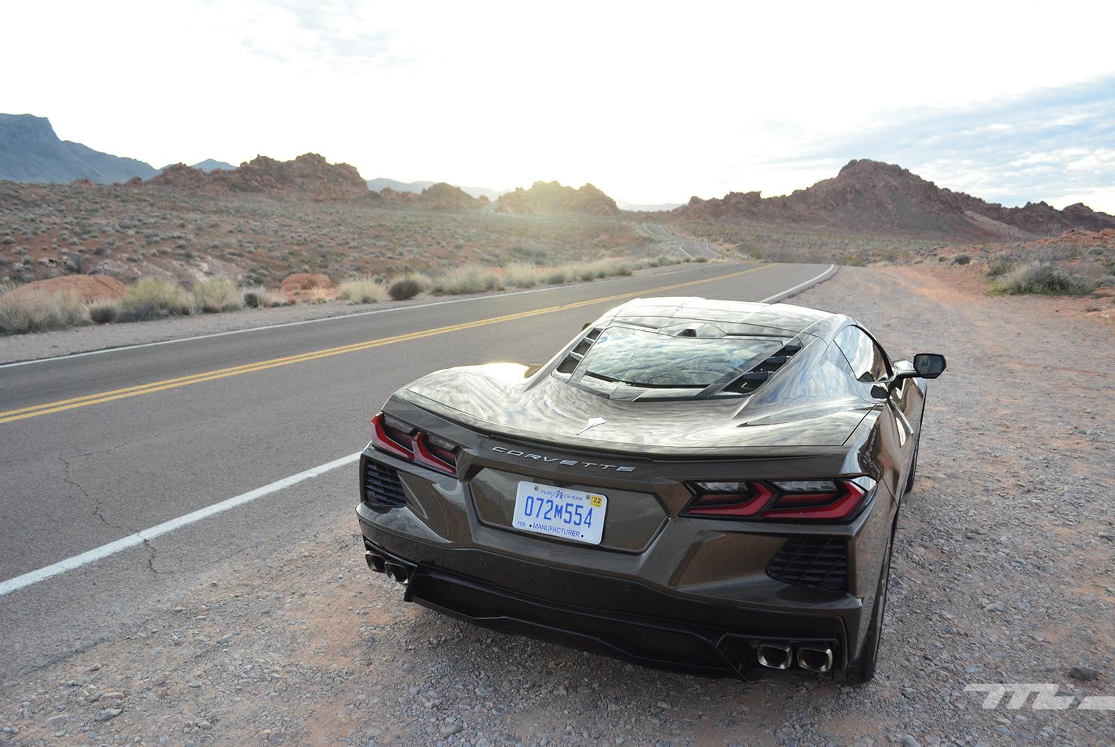Foto de Chevrolet Corvette 2020 (prueba) (27/73)