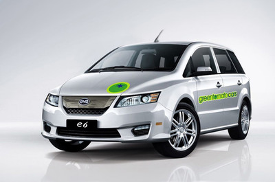 Londres contará con una flota de 50 taxis eléctricos en 2013