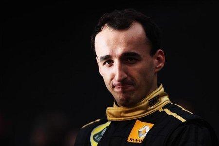 El regreso de Robert Kubica se retrasa