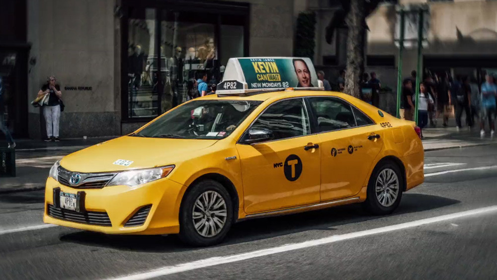 Taste Of New York Taxi
