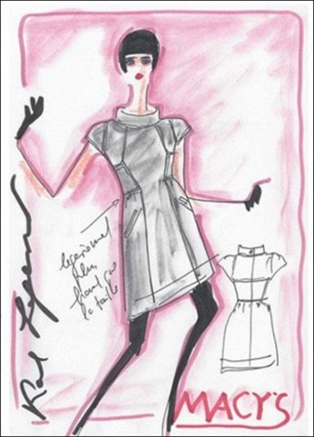 Karl Lagerfeld para Macys: El káiser baja de nuevo de su trono