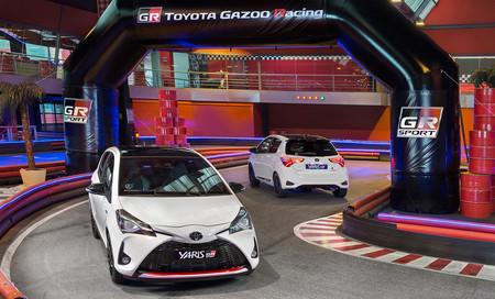 Toyota Yaris GR-SPORT: híbrido, sí, pero con traje deportivo y desde 22.400 euros