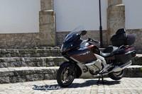 BMW K 1600 GTL, prueba (conducción en ciudad y carretera)