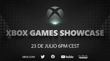 Xbox Games Showcase Julio