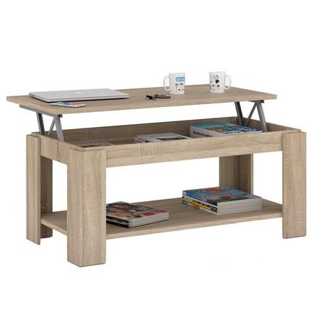 Mesa de centro elevable Habitdesign Ambit por 69 euros y envío gratis en eBay