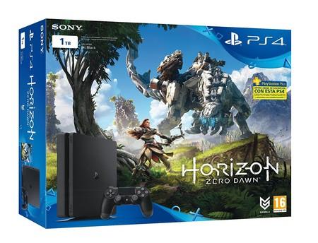 PS4 más Horizon